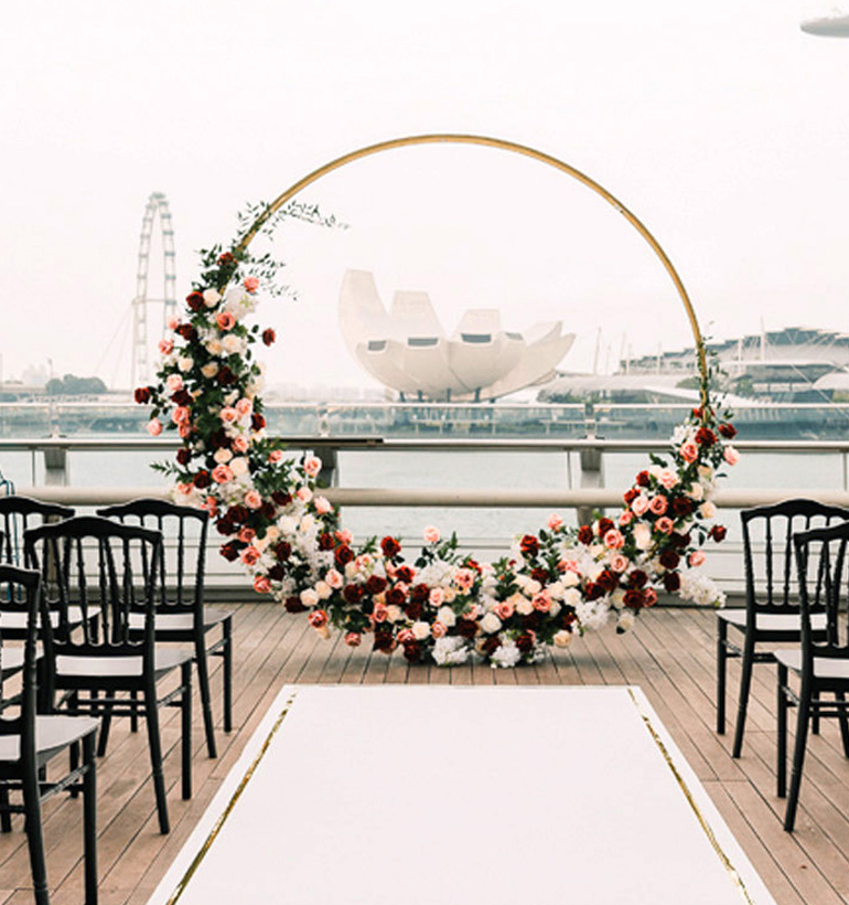 Alternative Wedding Venues Singapore: Weddings